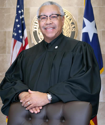 Judge Frank J Fraley